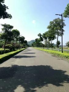 洋塱湖道路景观